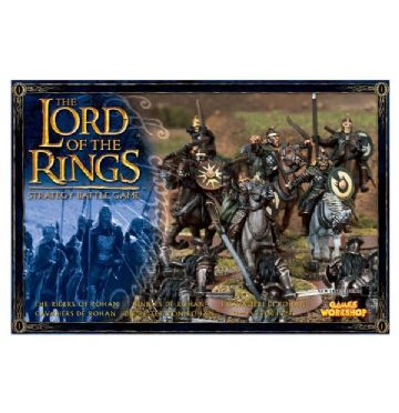 Games Workshop Warhammer The Lord Of The Rings The Riders Of Rohan 05-14